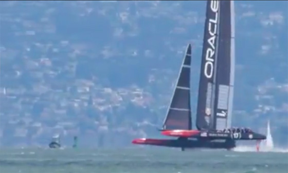 Oracle-foiling-upwind