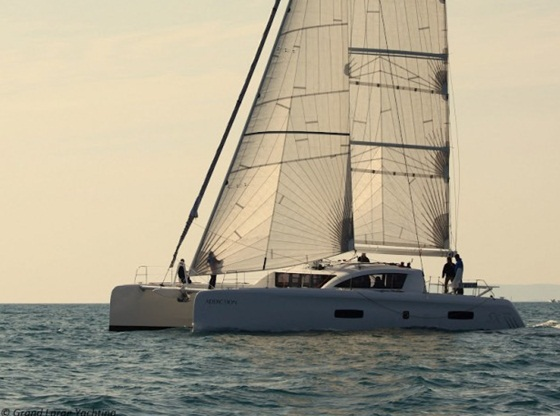 Winner, Multihulls: the Outremer 5 X