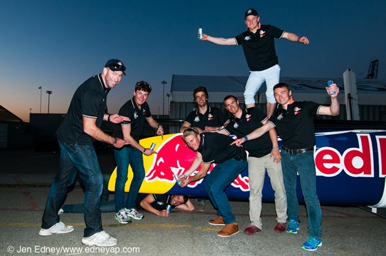 Red Bull's sponsorship of the Youth America's Cup