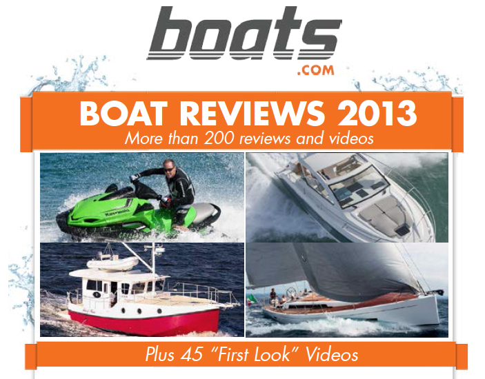 Boat Reviews 2013 interactive PDF