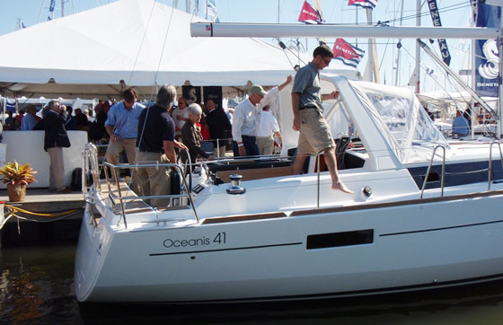 Sail America is healthy and growing and announced several new initiatives at the 2011 Annapolis Sailboat Show.