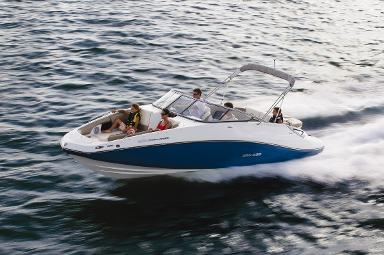 BRP to Shut Down Sea-Doo Sport Boat Line - boats.com