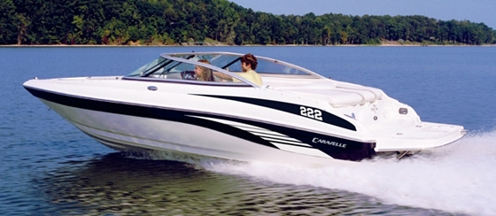 The Caravelle 222 is one of many boat models under the Sak Marine umbrella.
