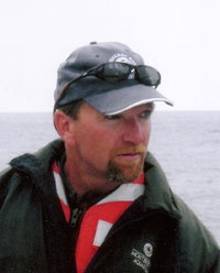 Dave Robinson, of Sealife Conservation