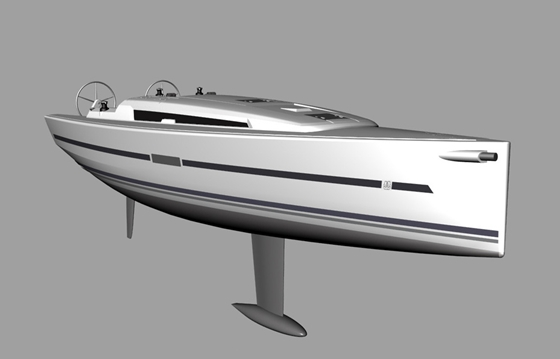 The new Dufour Performance 36 will fill an important gap in this venerable French builder's lineup.