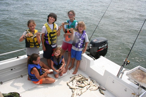 Five Life-Saving Tips for Fishing with Kids