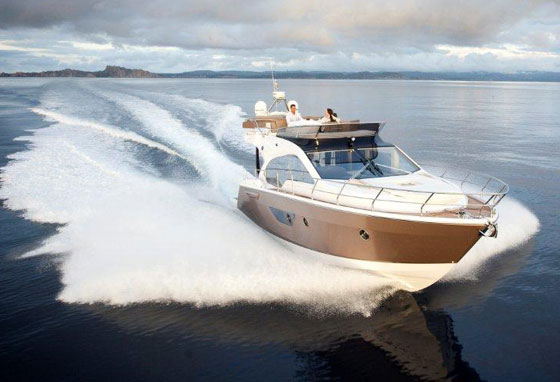 Sessa Marine FLY 45 debuts in Cannes