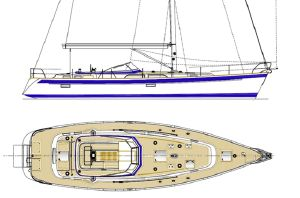 Hallberg-Rassy 55: Small Giant - boats com