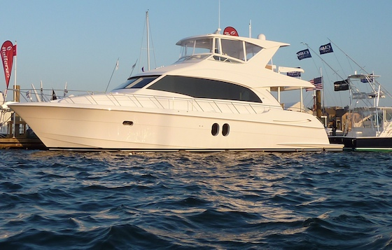 The Hatteras 50
