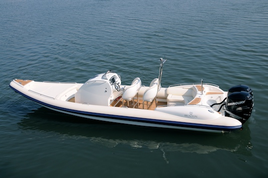 The Hunton 1004 RIB