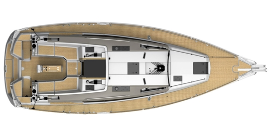 Jeanneau Sun Odyssey 41 DS: A New Deck Saloon Cruiser