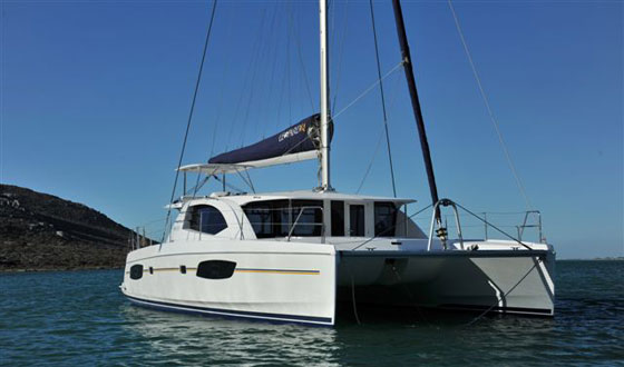 Leopard 44 Debuts in Miami