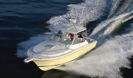 New Luhrs 30 Open Breaks 200K Price Barrier