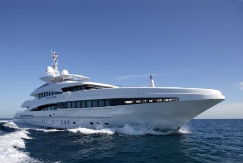 Man of Steel, a Heesen 50