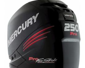 Mercury Unwraps Verado 250 Pro for Bass Boats - boats com