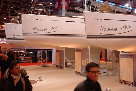 Three new boats in the Evolution range from Dufour