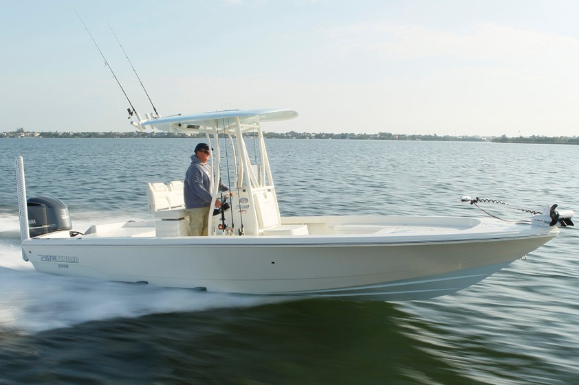 pathfinder 2600 bay boat