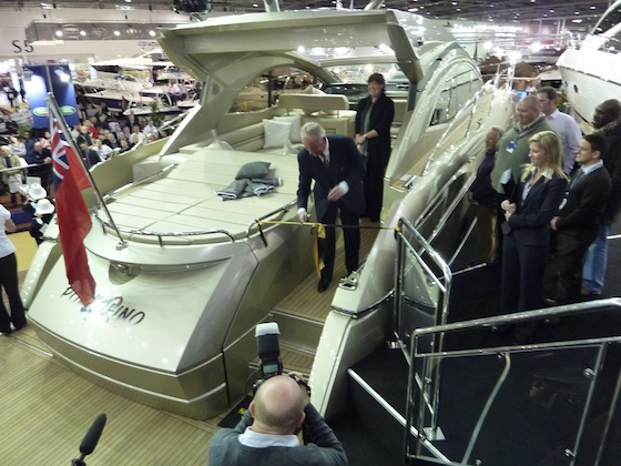 Portofino 48: Sunseeker Express Cruiser