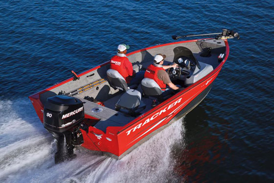 Tracker Boats: Easy to Buy
