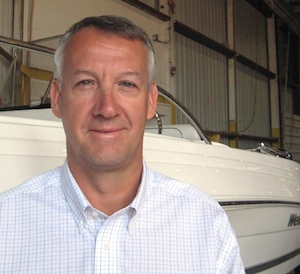 Bill Roch, head of production at the new Recreational Boat Group