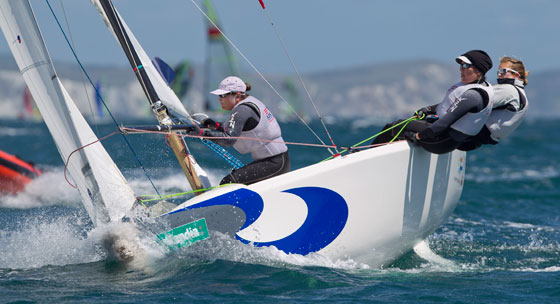 Olympic Sailing: Home away from Home