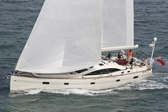 Southerly 57RS and Oyster 575: Bluewater cruisers