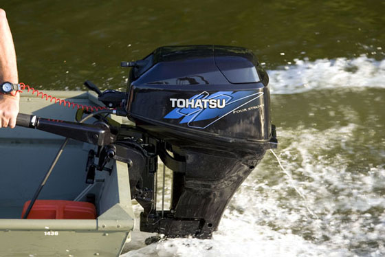 Brp Evinrude Announces Deal With Tohatsu For Small