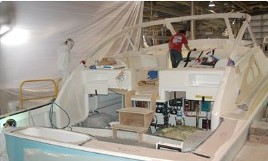 Viking's 42 Open should be ready in time for the Miami Boat Show.