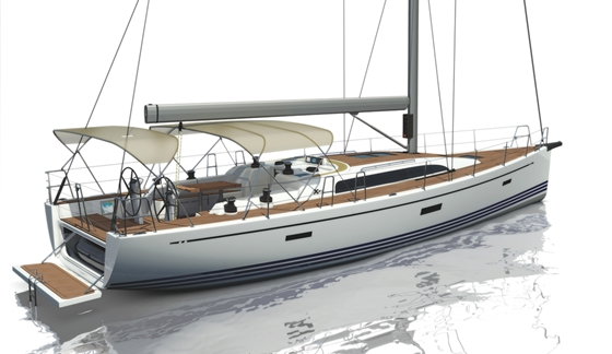 X-Yachts Extends the XP Line with a 50-footer