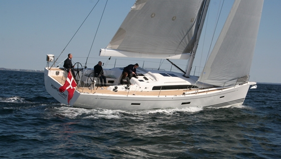 The XP 50 is the latest in the performance line of X-Yachts.